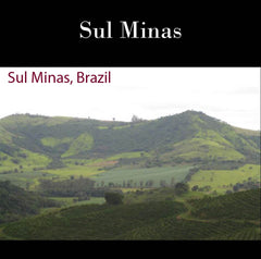 Brazil Sul Minas Natural-Process AAA. NEW ARRIVAL!
