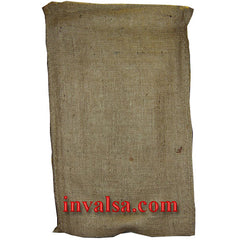 "Medium (12"" X 20"") Burlap Bag Holds 10-18 lbs. Plus free coffee sample."