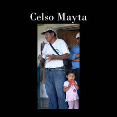 Bolivia Microlot: Celso Mayta (Café Golondrina) Available only at Salisbury, MA. NEW ARRIVAL!