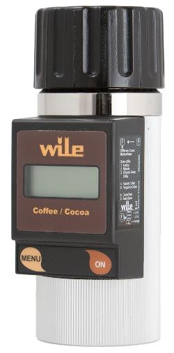 Wile Coffee and Cocoa Moisture Meter