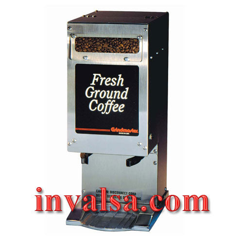 Grindmaster: Model 100E Automatic Portion Control Commercial Coffee Shop Grinder 220 V