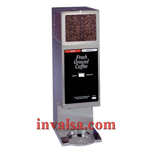 Grindmaster: Model 250E Automatic Dual Hopper Commercial Coffee Shop Coffee Grinder 220V