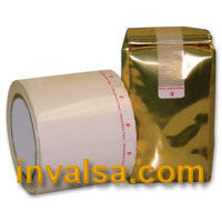 Resealable Tape Sheet, One roll (1,000 units)