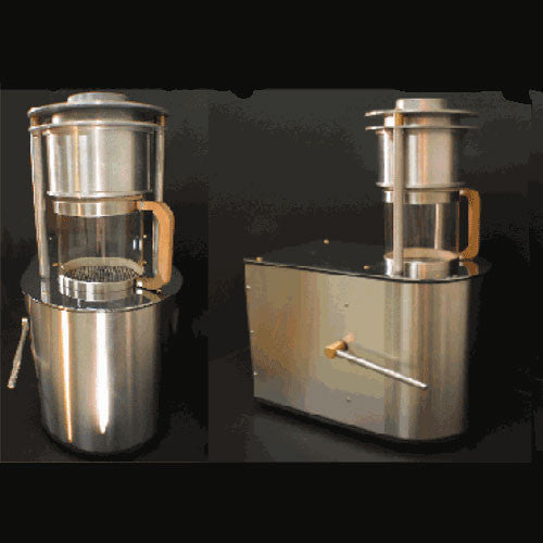 Sonofresco Profile (120 gram to half kilo) Coffee Roaster +18 lbs free coffee SPECIAL DEAL! (230 volts, 50 Hz, 1.5 amp)