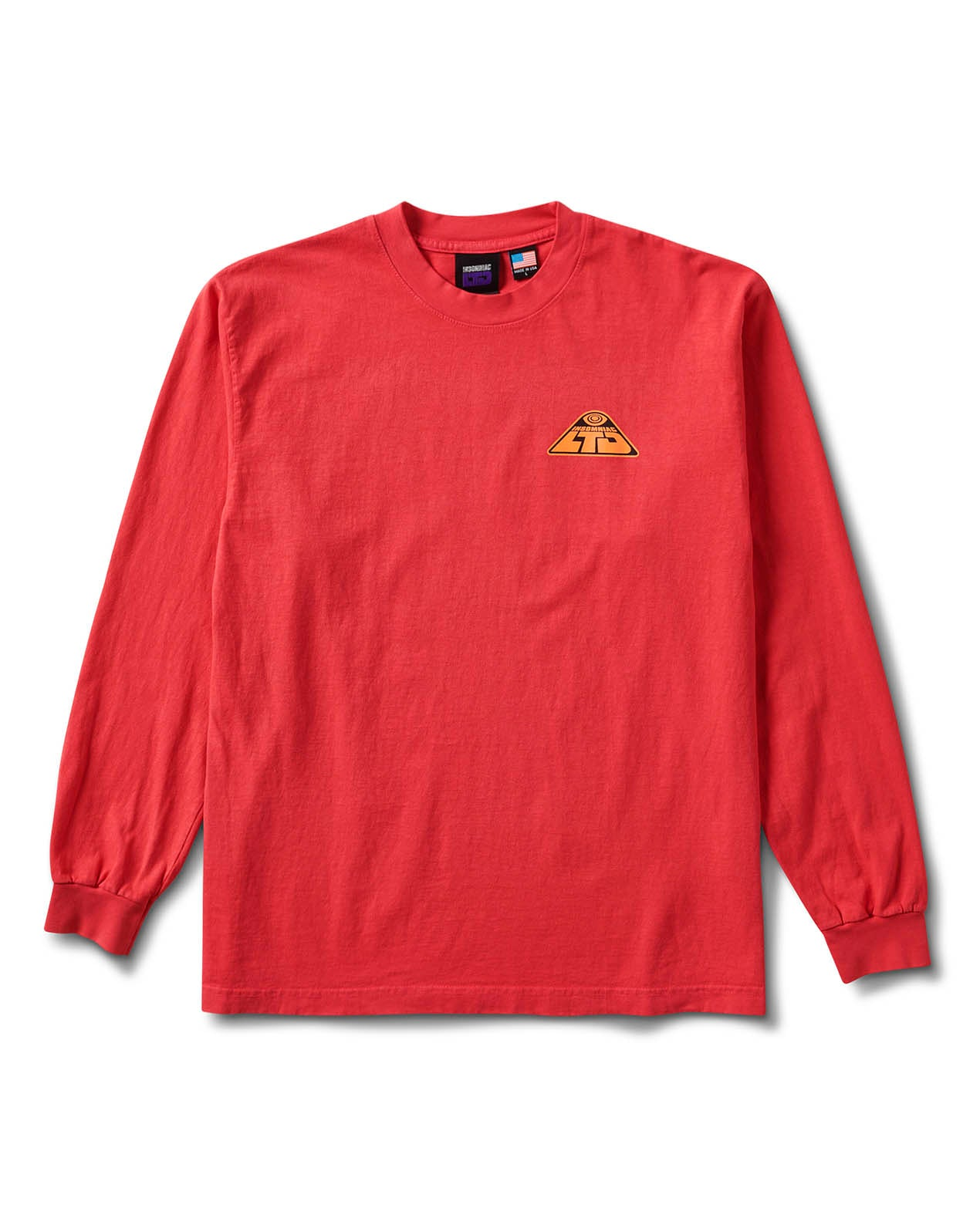 Freebasin L/S Tee Pink
