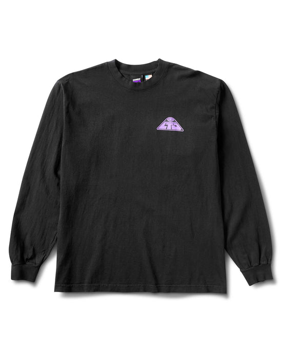 Freebasin L/S Tee Black