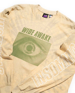 Into The Void L/S Tee Olive
