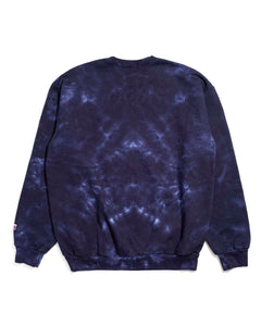 Eye Burst Crewneck Navy