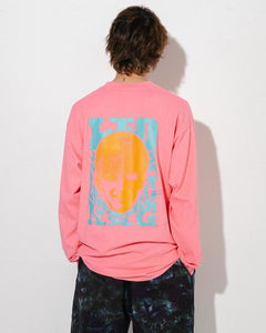 Nrg L/S Tee Pink