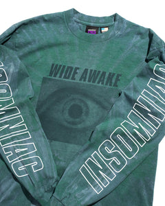 Into The Void L/S Tee Green