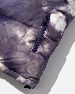 Crystal Puffer Jacket Crystal