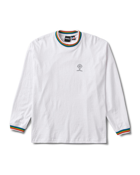 Spectrum Stripe Tee