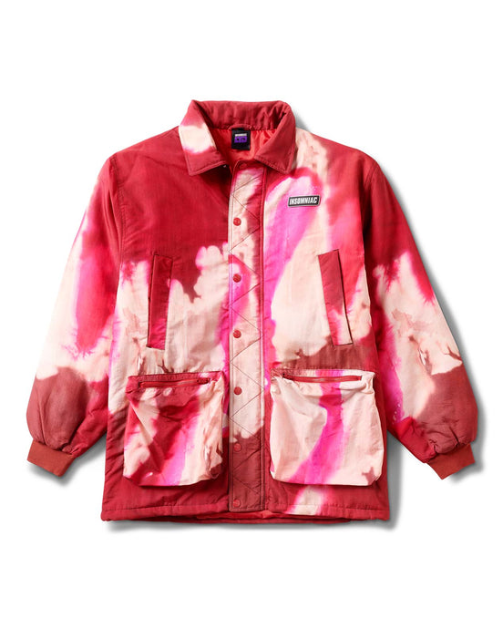 Buddha Jacket Red