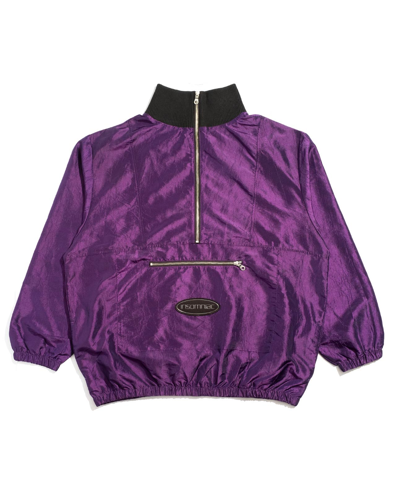 Orbital Pullover Purple