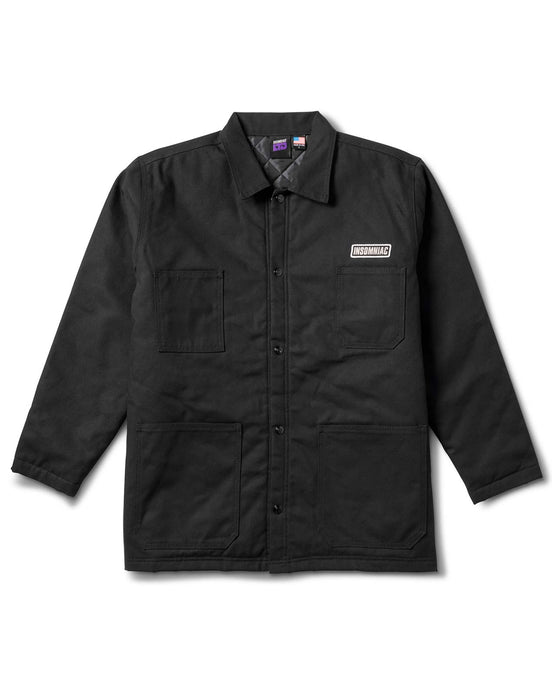 World Chore Jacket Black