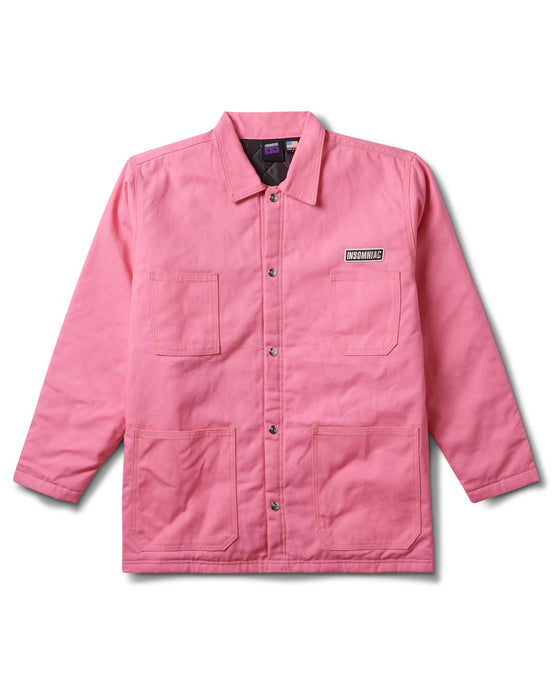 World Chore Jacket Pink