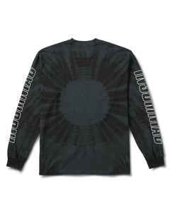 Into The Void L/S Tee Grey