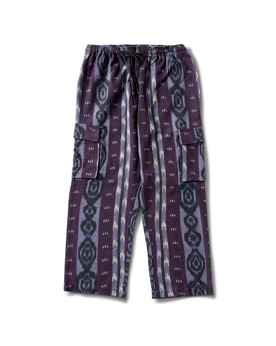 Tropicale Cargo Pant Purple