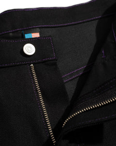 Wizard Denim Black