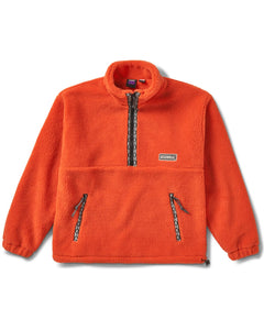 Foothills Limited Pullover Orange