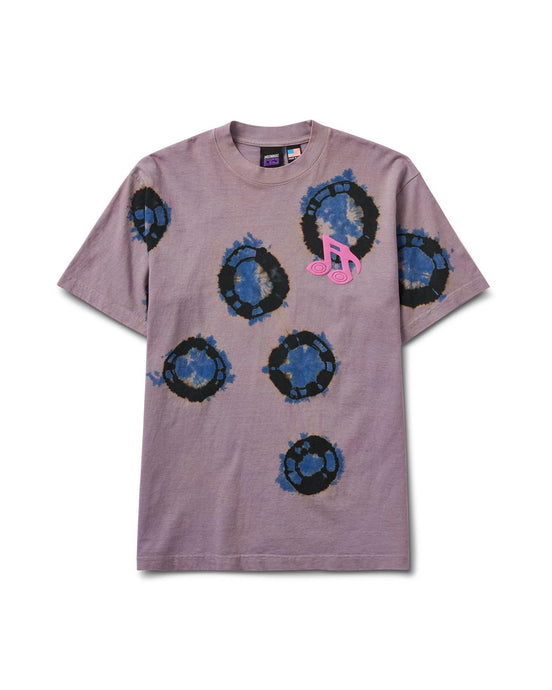 Musical Mashnote S/S Tee Purple
