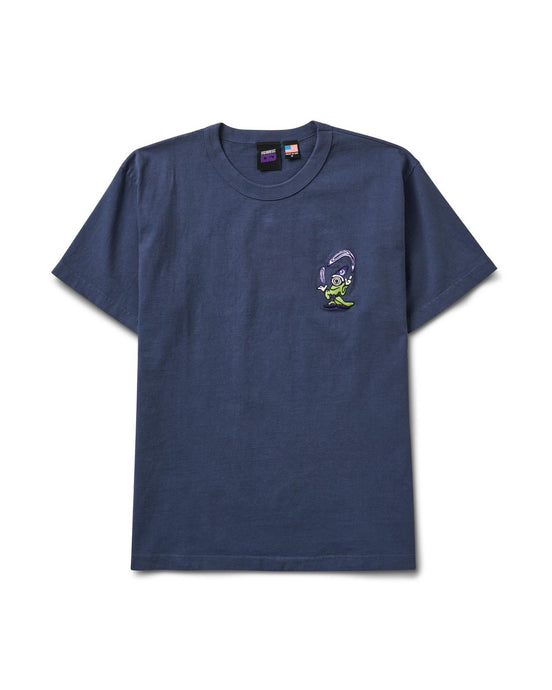 Wizard S/S Tee Blue
