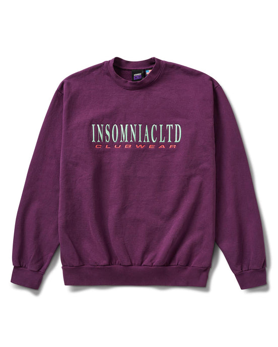 Clubwear Crewneck Purple