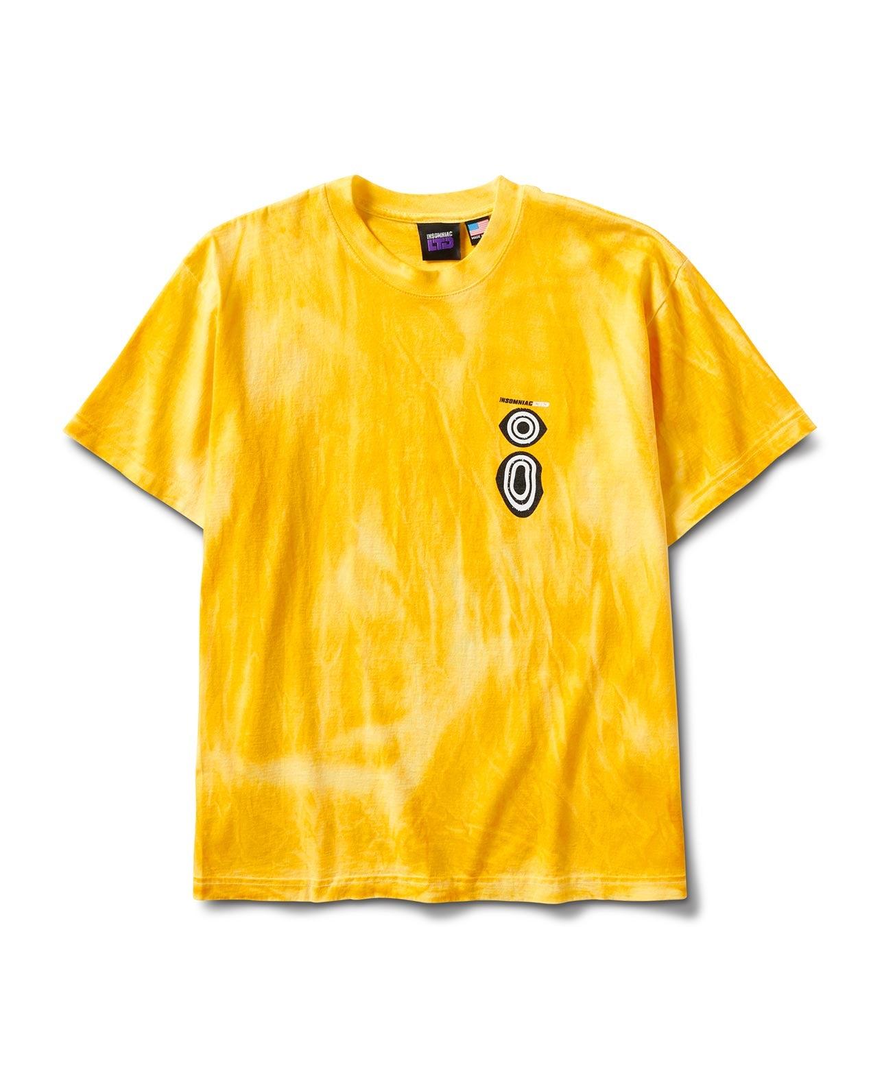 Meltdown S/S Tee Yellow