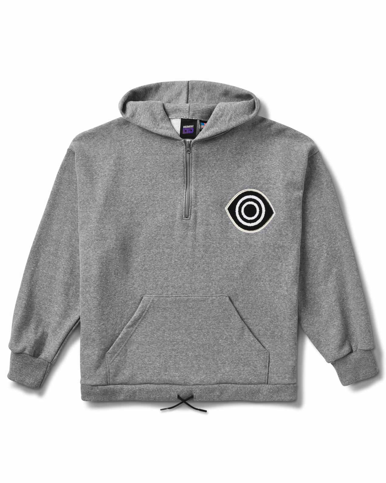 Galaxy Pullover Heather Grey