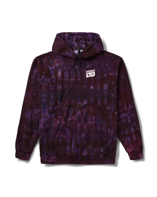 World Party Stalagtite Hoody Purple