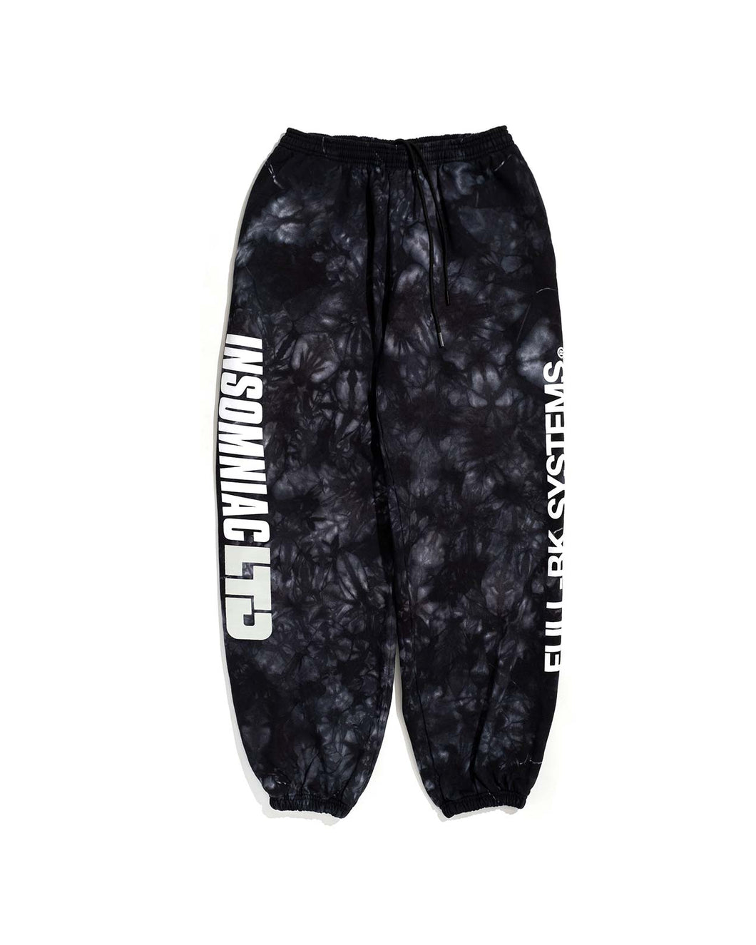 Full BK Tie Dye Sweatpants