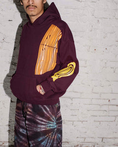 Warp Hoody Purple