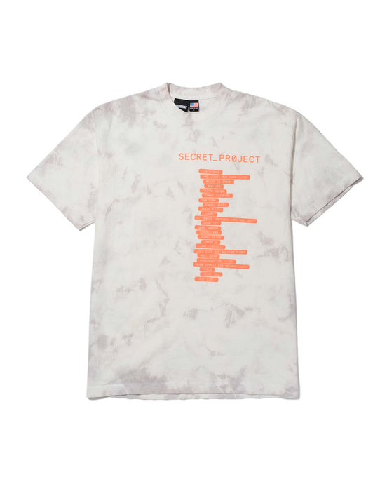Secret Project - Line Up Tee