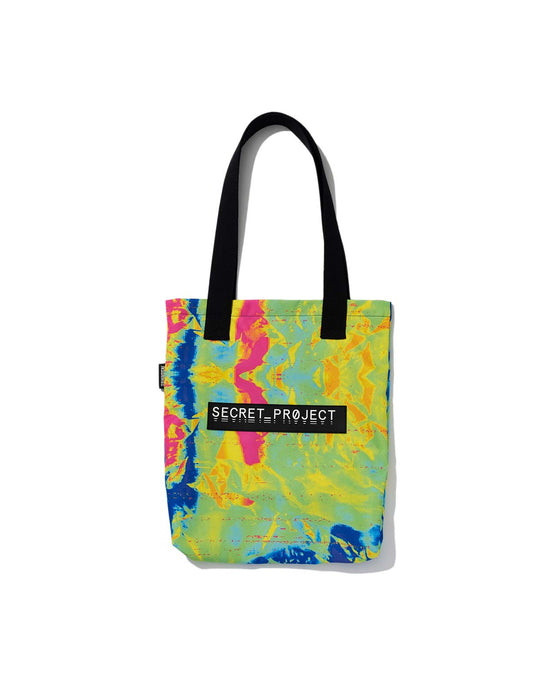 Secret Project - Tie Dye Tote