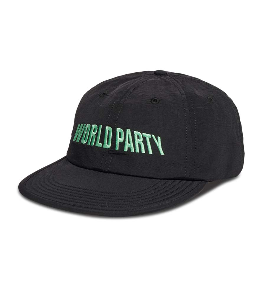 World Party Cap Black