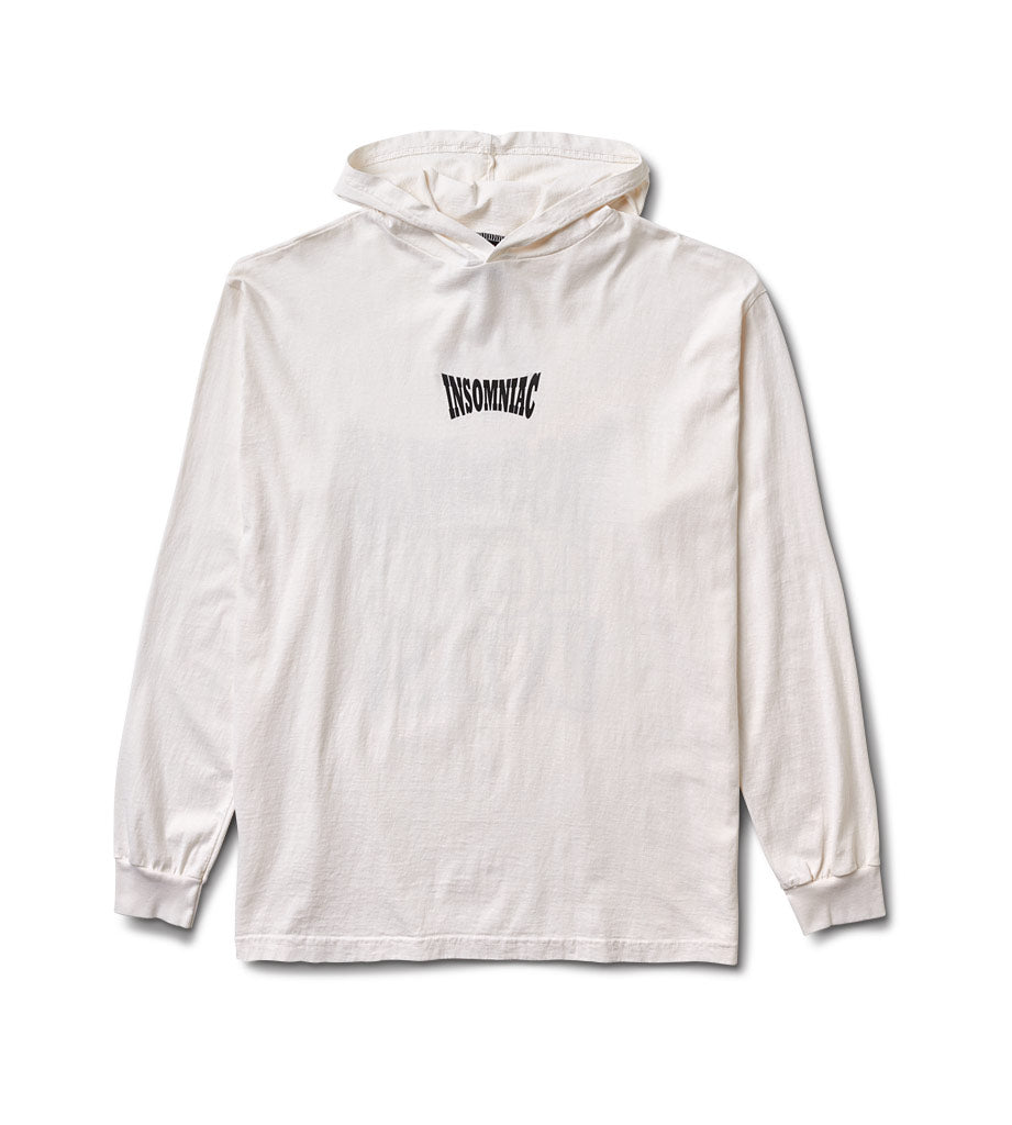Love Extasy Hooded Tee White