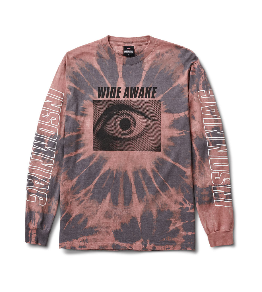 Into The Void L/S Tee Brown