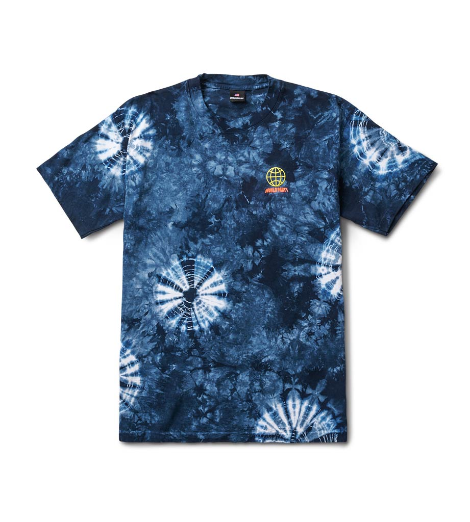 Tree Party Tee Blue