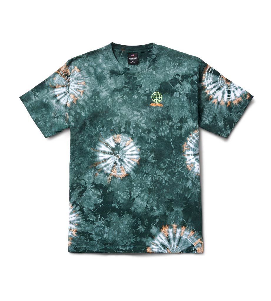 Tree Party Tee Dark Green