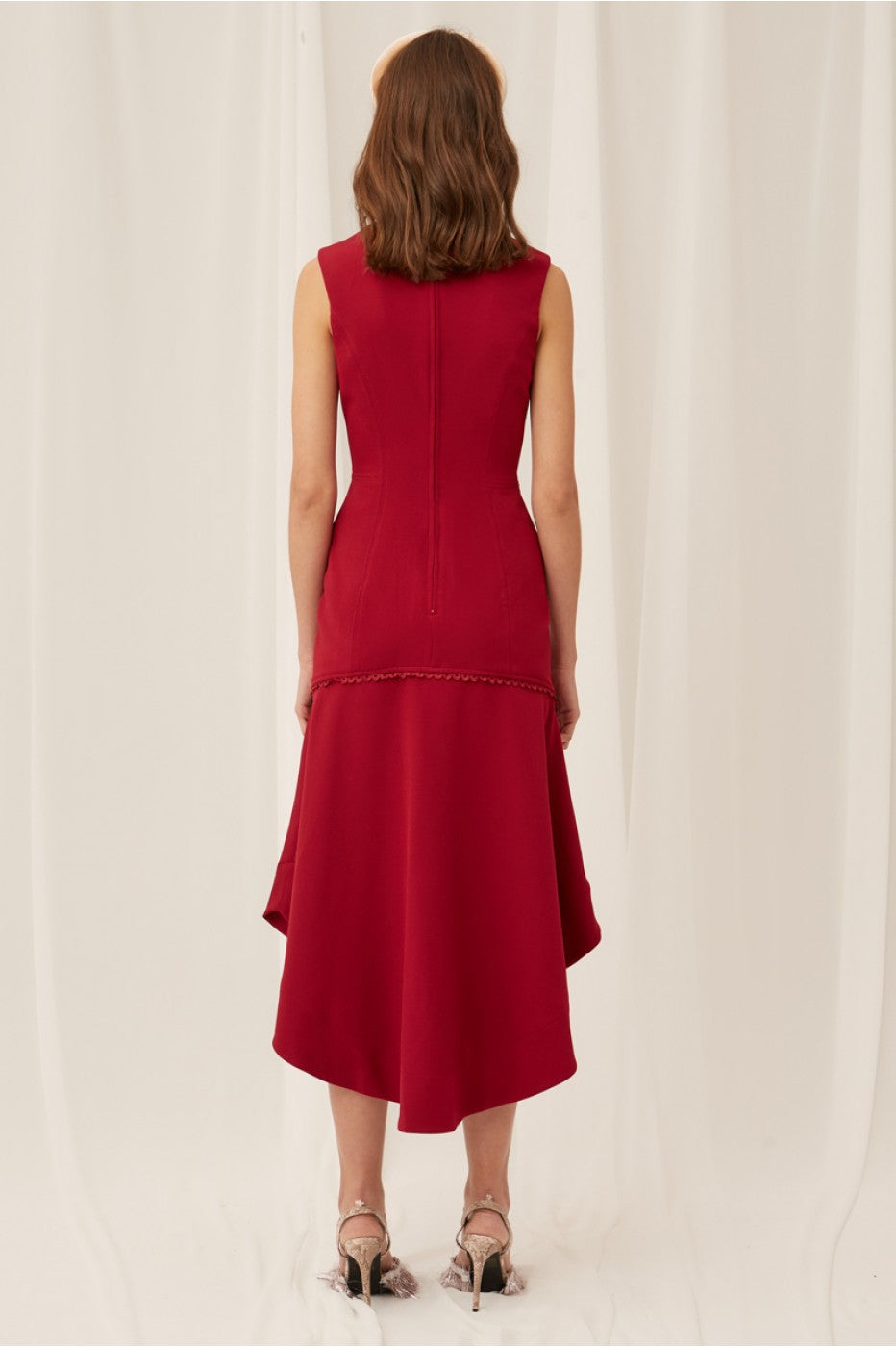 Load image into Gallery viewer, Dream Midi Dress