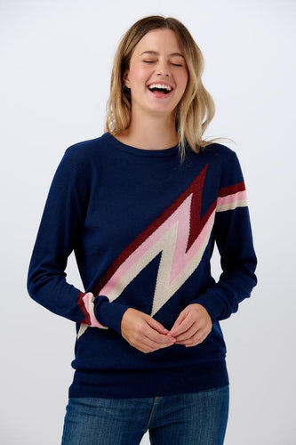 Rita Sparkle Shock Sweater