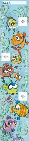 Fish Growth Chart