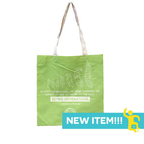 City Year  - Seven Generations  - Tote