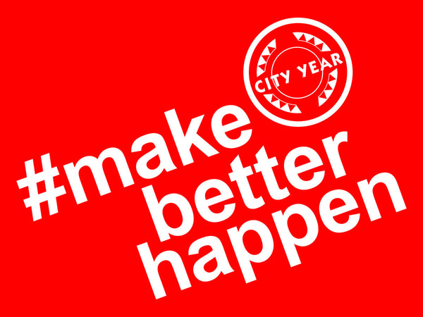 #makebetterhappen Tee