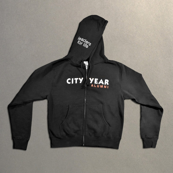 City Year  - ALUMNI hoodie WOMEN
