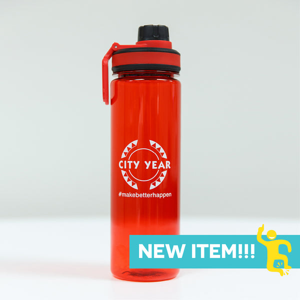 City Year - #makebetterhappen Callisto - Water Bottle