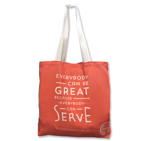 Everybody Can Be Great Tote Bag