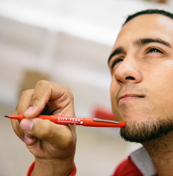 City Year - Flair Red Pen