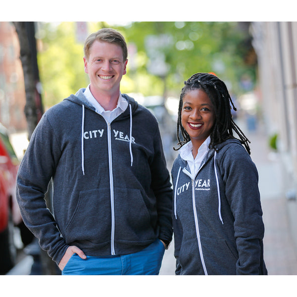 City Year Zip-Up Hoodie