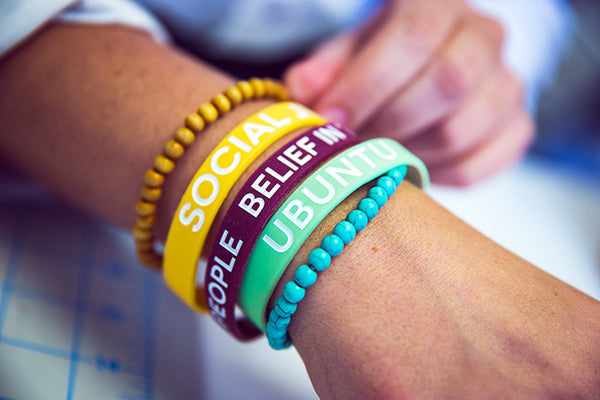 City Year  - The Power of Young People - Wristband